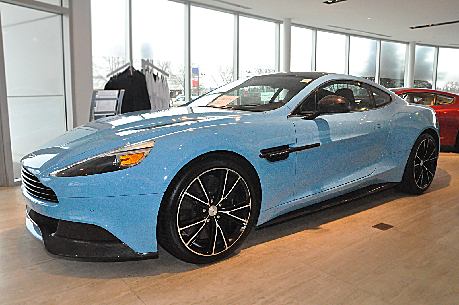 For Sale 2014 Aston Martin Vanquish Featured On Top Gear And Jay Leno S Garage Gtspirit