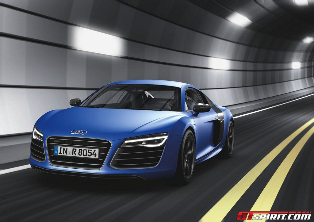 2015 Audi R8 to Shed Over 100 Pounds From Outgoing Model