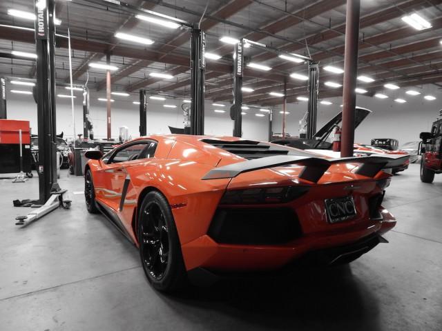 Official: Lamborghini Aventador by Misha Designs