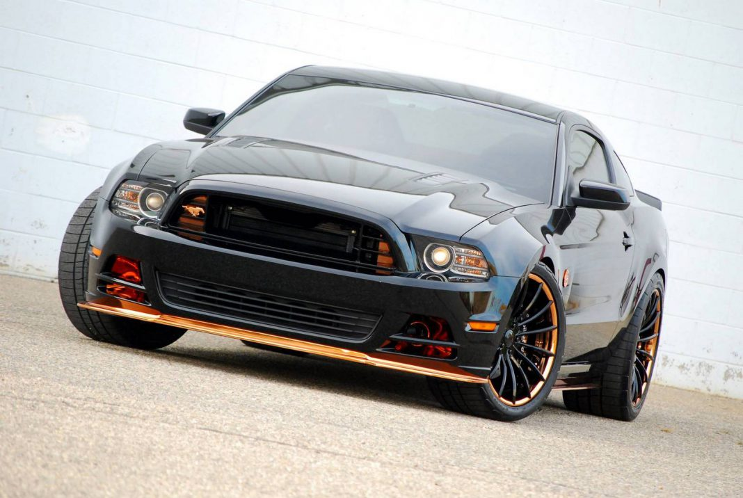 Official: Ford Mustang 'Bad Penny' by Classic Design Concepts