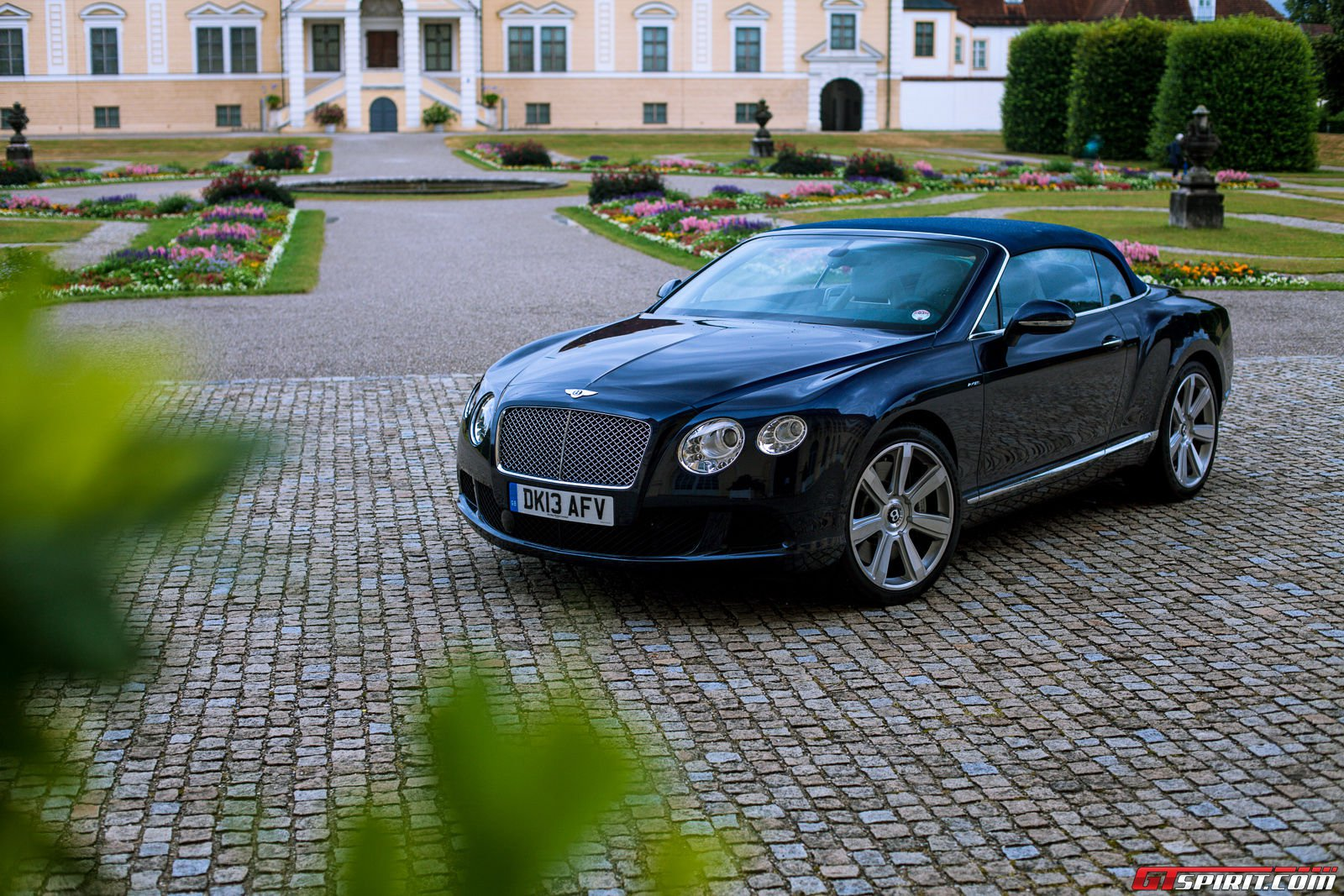 Road test 2013 bentley continental gtc w12 review the bentley continental gtc w12 is one of the most expensive and luxurious convertibles vanachro Images