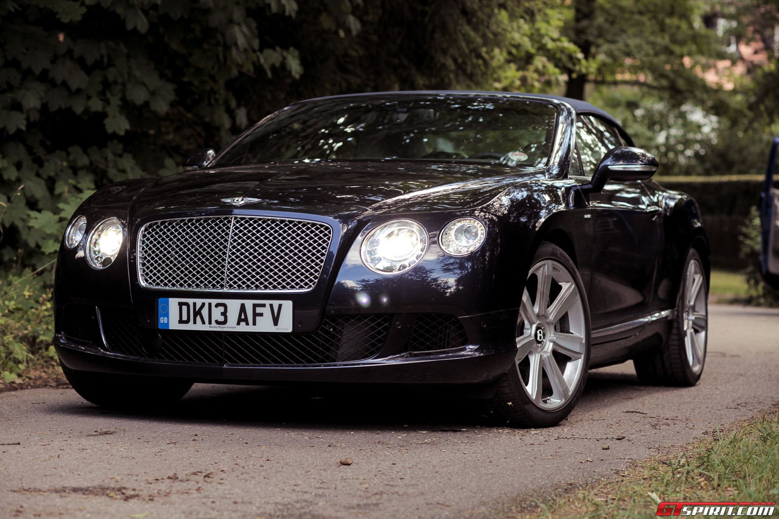 Road test 2013 bentley continental gtc w12 review 2013 bentley continental gtc w12 supercar vanachro Images