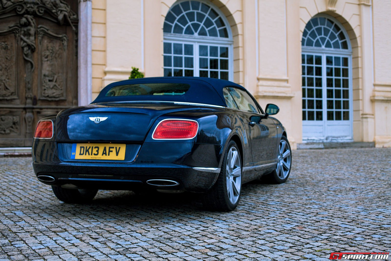 Road test 2013 bentley continental gtc w12 review how does the new bentley continental gtc compare to its predecessor vanachro Images