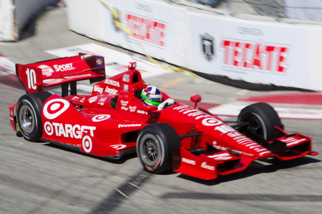 Dario Franchitti Forced to Retire From Houston Crash Injuries