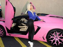 The Process of Wrapping Nicki Minaj's Pink Lamborghini Aventador