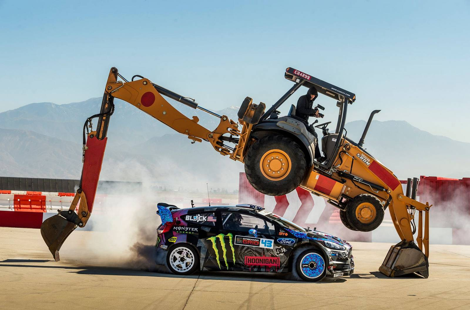 ken block 39 s gymkhana 6 ultimate gymkhana grid course gtspirit. Black Bedroom Furniture Sets. Home Design Ideas