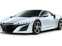 2015 Honda NSX to Receive Twin-Turbo Hybrid V6