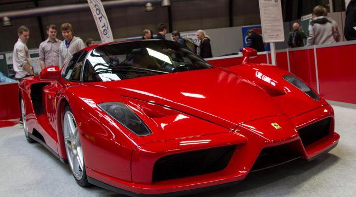 NEC Classic Car Show 2013