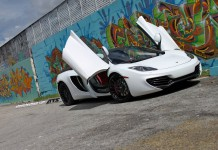 McLaren 12C Fitted With Superlight ATS Wheels