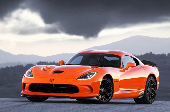 SRT Brand is Dead; Viper to Return as Dodge Branded Model