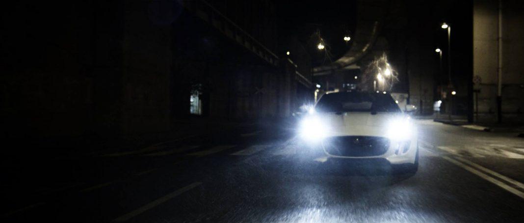 2014 Jaguar F-Type Coupe Teaser Video Revealed