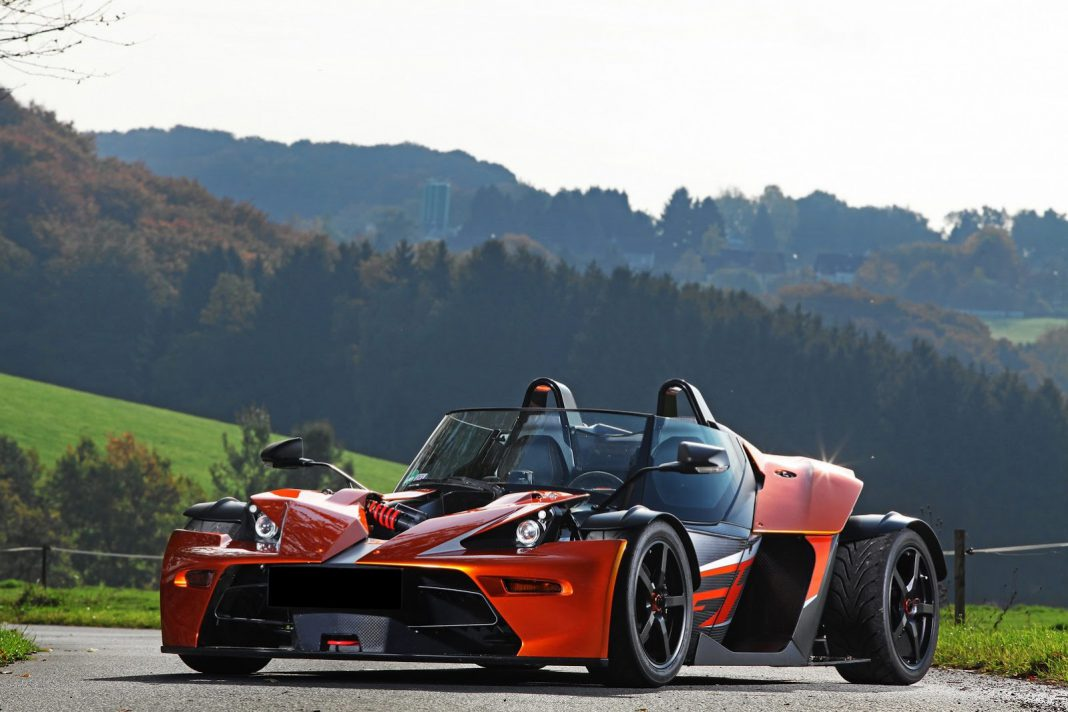 Official: 2014 KTM X-Bow GT by Wimmer RS