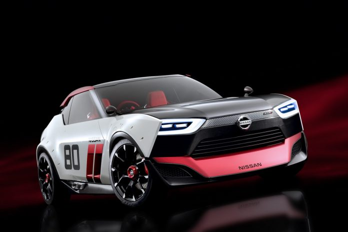 Official: Nissan IDx Nismo Concept