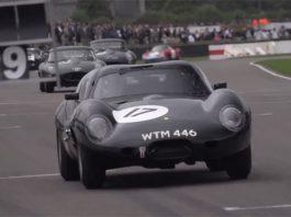 Chris Harris' Full Goodwood Revival Jaguar Lister Experience