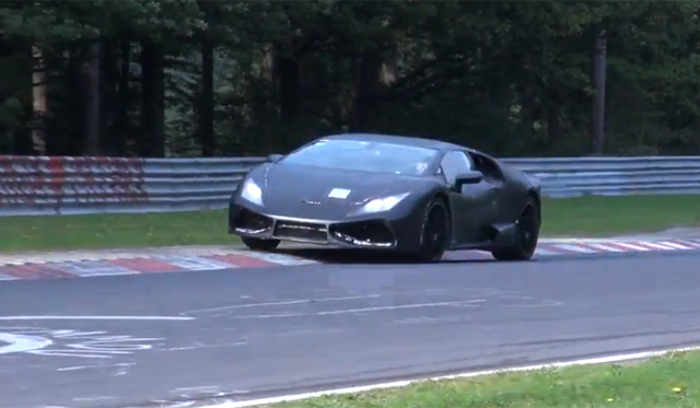 Lamborghini Drops Interactive Teaser for New Model