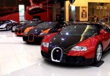 One of the World's Most Amazing Supercar Garages