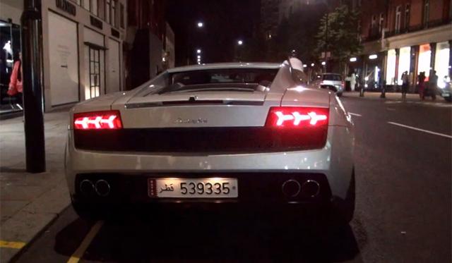 The Best Lamborghini Gallardos Spotted in London