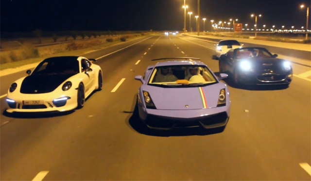 Trailer for Ignition TVs Epic Supercar Cruise