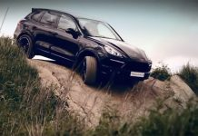 See the Offroading Capabilities of the Porsche Cayenne Turbo S