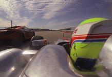 Jay Leno Enjoys McLaren Day at Circuit of the Americas