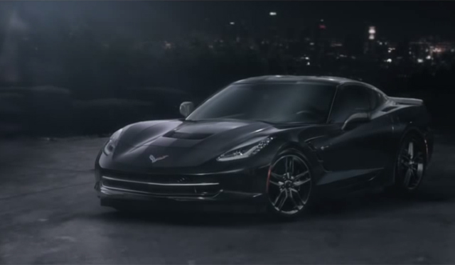 2014 Corvette Stingray's Out of This World Commercial