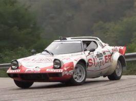 The Lancia Stratos Sounds Insane!