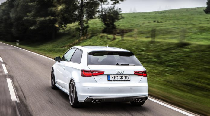 ABT Audi S3 with 370hp