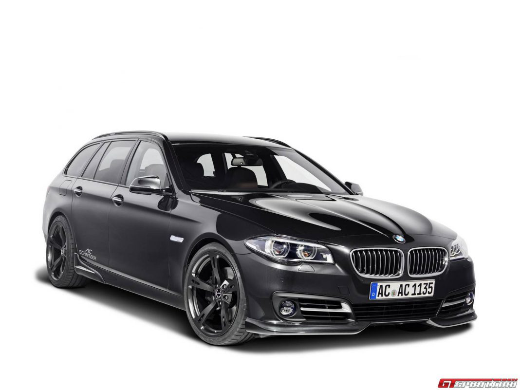 Official: AC Schnitzer BMW 5 Series LCI