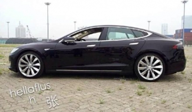 First Tesla Model S Arrives in China, Said to Have Cost Over $400k