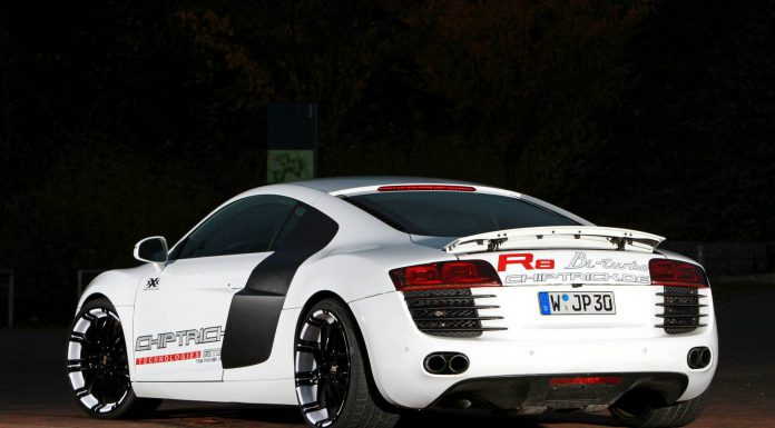 Official: Audi R8 Biturbo by xXx-Performance