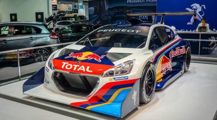Auto Zurich 2013 Racecars