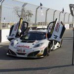 FIA GT Series: Baku World Challenge 2013