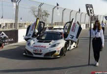 FIA GT Series: Baku World Challenge 2013