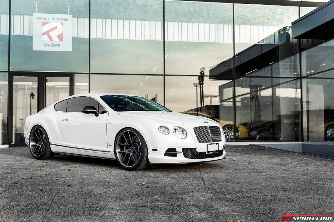 Bentley Continental GT Le Mans Edition by Pfaff Tuning