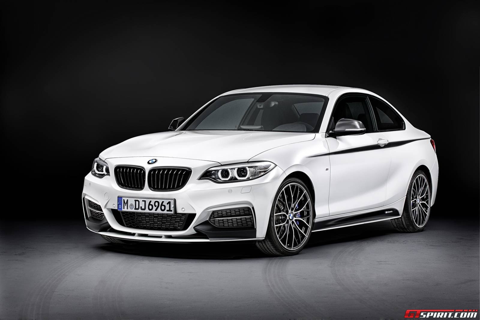 official bmw 2 series coupe m performance parts gtspirit. Cars Review. Best American Auto & Cars Review