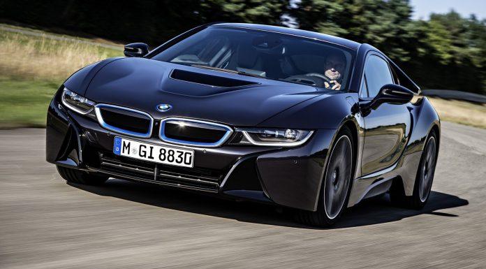BMW i8 U.K Pricing Revealed