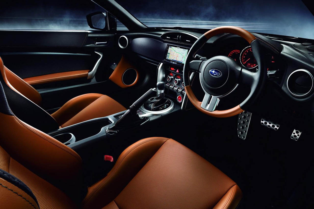 Official 2014 Subaru BRZ Premium Sports Edition