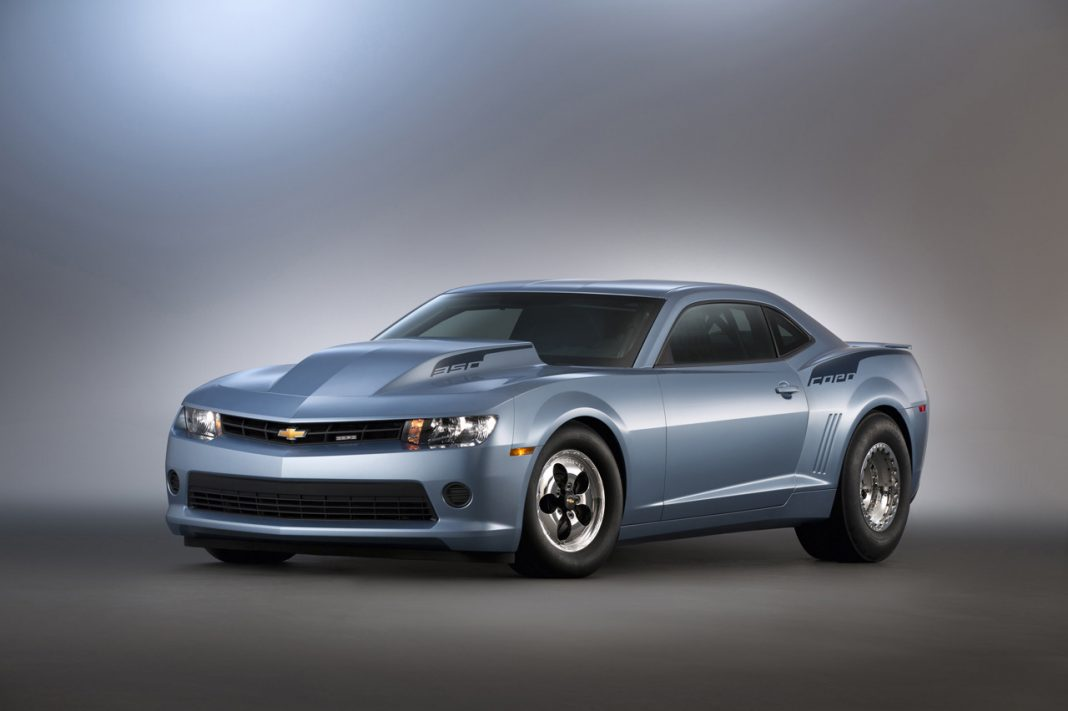 Official: 2014 Chevrolet COPO Camaro