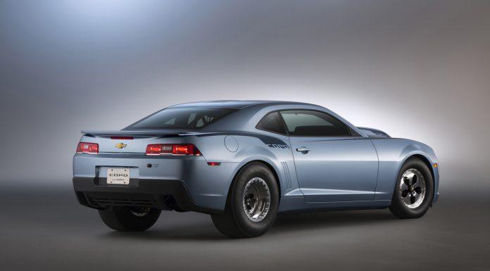 Official: 2014 Chevrolet COPO Camaro
