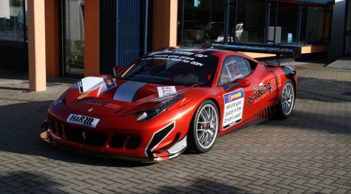 Official: Ferrari 458 Competition by Racing One