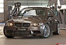 720hp G-Power BMW M3 Hurricane RS