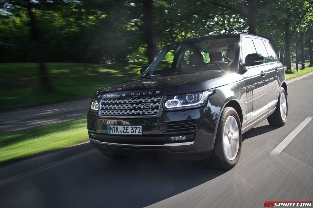 Jaguar Land Rover in Sight of Reaching 400,000 Annual Sales