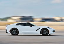 Hennessey Performance C7 Corvette Stingray