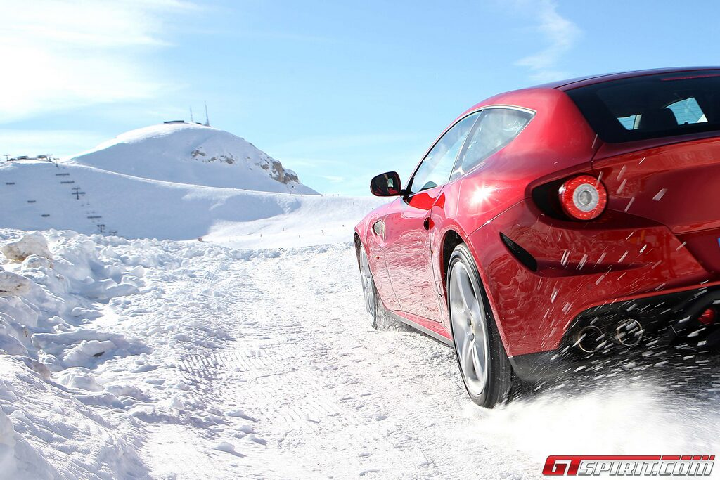 Ferrari Believes Turbocharging is the Right Way for Performance and Consumption