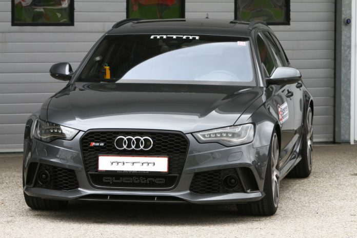 Official: 2013 Audi RS6 by MTM