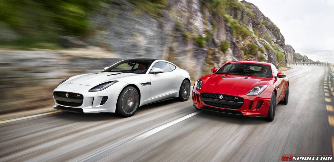 Official: 2014 Jaguar F-Type Coupé and F-Type R