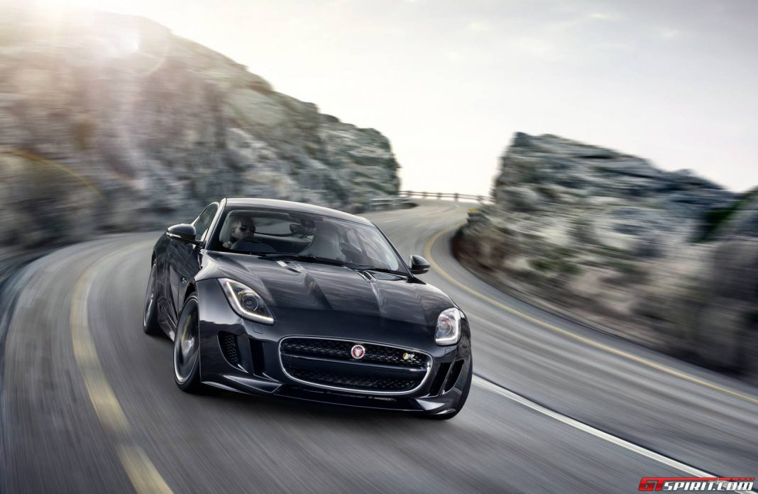 Jaguar F-Type RS and RS GT Coupe Both Likely