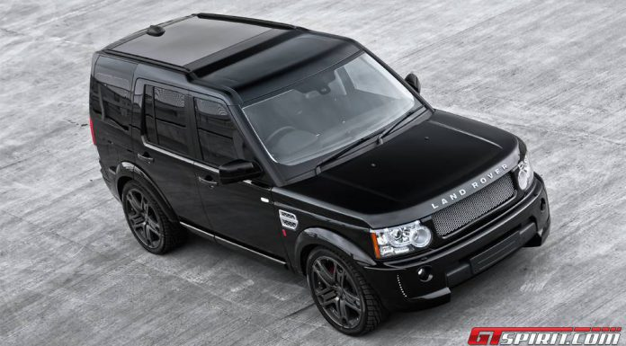 Kahn Design Land Rover Discovery Twin Turbo