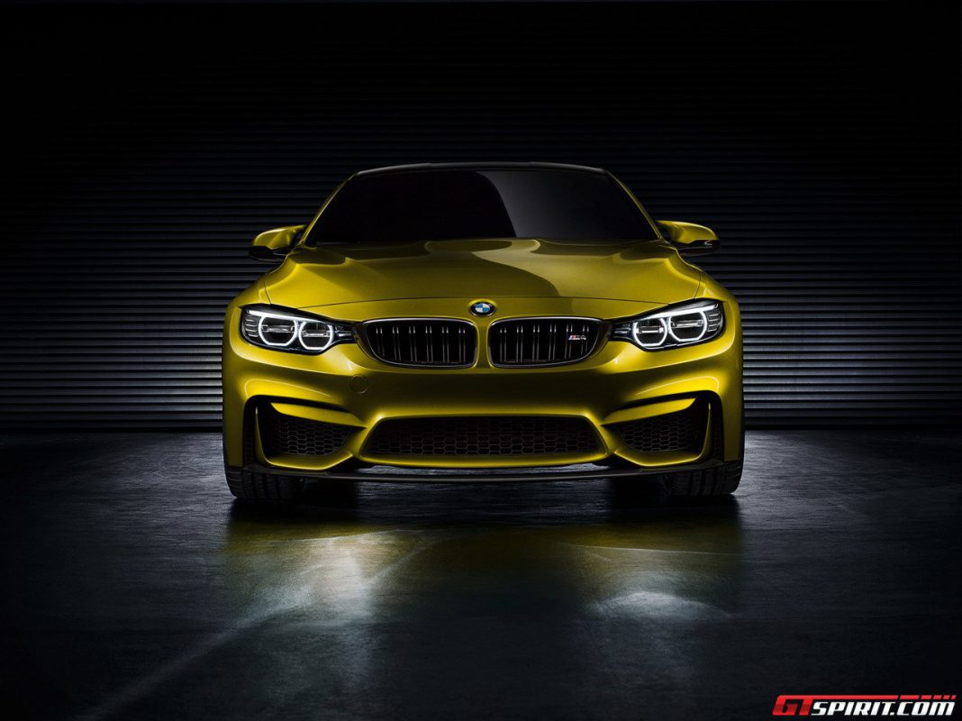 2014 BMW M3 and BMW M4 Ordering Guide and Options Leaked
