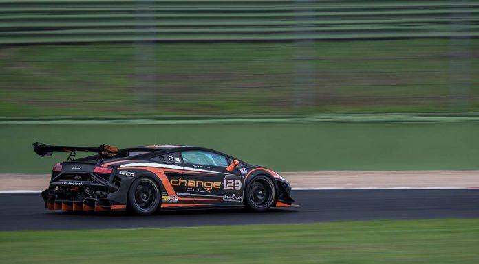 2013 Lamborghini Super Trofeo World Final